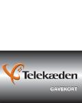 Læs mere om Telekæden Gavekort kr.: 1000