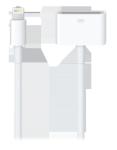 Læs mere om Adapter fra 30 til 8 pin