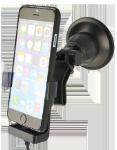 Læs mere om iPhone 6/6S Bilholder og lader