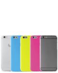 Læs mere om iPhone 6/6S Ultra-Slim silikone cover