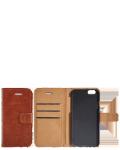 Læs mere om RadiCover iPhone SE/5&5S Læder flipcover