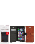 Læs mere om RadiCover iPhone 6/6S Læder flipcover