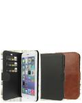 Læs mere om iPhone 6/6S Læder flipcover