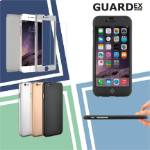 Læs mere om iPhone 6/6S Guardex cover