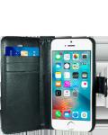 Læs mere om RadiCover iPhone SE/5S PU flipcover