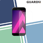 Læs mere om Samsung Galaxy A5 17 Guardex Shield