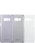 Læs mere om Samsung Galaxy S8 Plus Clear cover