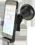 Læs mere om iPhone 7 Bilholder med sugekop