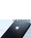Læs mere om iPhone 7 Make it Stick - Sort læder