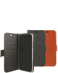 Læs mere om iPhone X/XS Læder flipcover