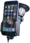 Læs mere om iPhone X Bilholder med sugekop og kabel