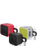 Læs mere om Skullcandy Barricade Mini Bluetooth højtaler