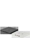 Læs mere om Universal 4smarts Qi trådløs bordlader