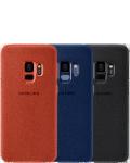 Læs mere om Samsung Galaxy S9 Alcantara Cover
