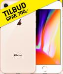 Læs mere om TILBUD Apple iPhone 8 256GB Gold
