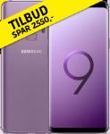 Læs mere om Samsung Galaxy S9 Plus Lilla