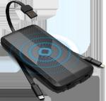 Læs mere om iWalk Wireless 8000mAh Powerbank