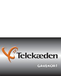 Se stort billede af Telekæden Gavekort kr.: 200