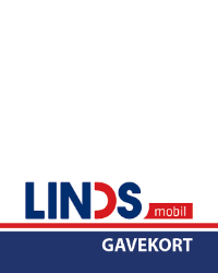 LINDS Mobil Gavekort 200 kr.