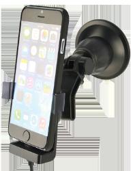 Se stort billede af iPhone 6/6S Bilholder og lader