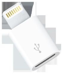 Se stort billede af Adapter Micro USB - 8 PIN
