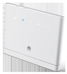 Se stort billede af Huawei B315 4G router