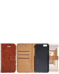 Se stort billede af RadiCover iPhone SE/5&5S Læder flipcover