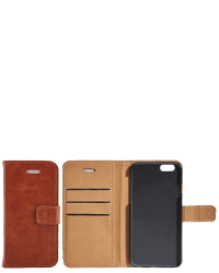 RadiCover iPhone SE/5&5S Læder flipcover