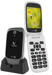 Doro 6526 - Mobiltelefoni, mobilabonnement, simkort, mobiltelefoner - LINDSmobil