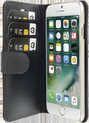 Se stort billede af iPhone 7 Plus læder flipcover