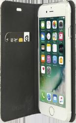 Se stort billede af iPhone 7 Slim læder flipcover
