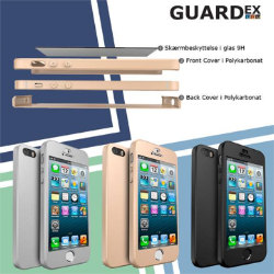 iPhone SE / 5&5S Guardex cover