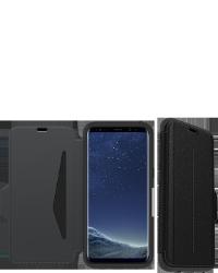 Samsung Galaxy S8 Otterbox Strada cover
