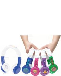 Se stort billede af BuddyPhones InFlight foldbar høretelefoner