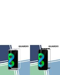 Se stort billede af Samsung Galaxy S8 Guardex Shield full size
