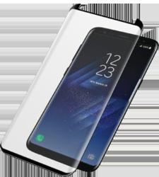 Samsung Galaxy S8 PanzerGlass small size