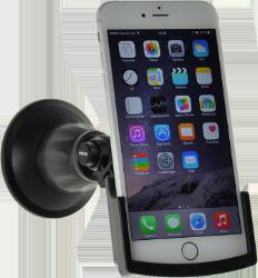 Se stort billede af iPhone 7 Plus Bilholder med sugekop