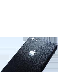 iPhone 7 Make it Stick - Sort læder