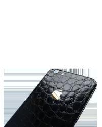 Se stort billede af iPhone 7 Make it Stick - Sort croco