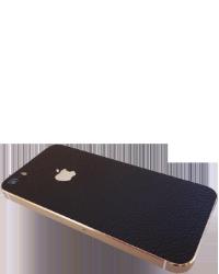 iPhone SE / 5&5S Make it Stick - Brun læder