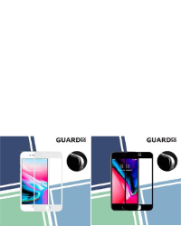 iPhone 8/7/6S Guardex Shield - full size