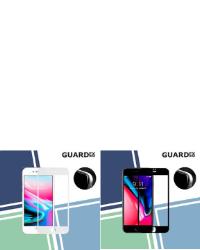 Se stort billede af iPhone 8 Guardex Shield - full size
