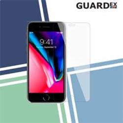 iPhone 8 Plus Guardex Shield - small size clear