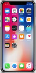 Se stort billede af Apple iPhone X 256GB