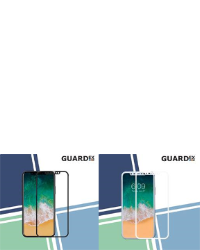 Se stort billede af iPhone X/XS Guardex Shiled small size color