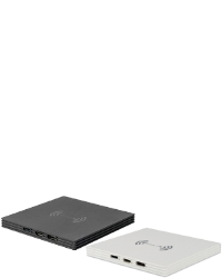 Se stort billede af Universal 4smarts Qi trådløs bordlader