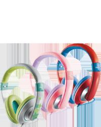 Trust Sonin Kids høretelefoner