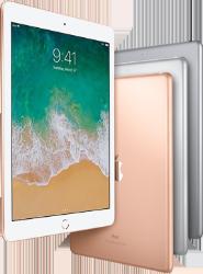 Se stort billede af Apple iPad 2018 4G 128GB