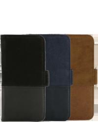 Se stort billede af iPhone X/XS Selected lædercover