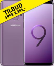 Se stort billede af TILBUD Samsung Galaxy S9 Lilla